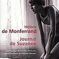 Journal de suzanne de hélène de monferrand