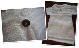 Afficher robe blanche