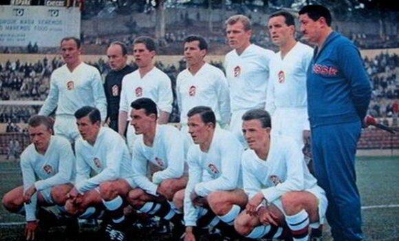 1962 Tchécoslovaquie Finaliste