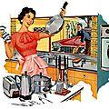 Le syndrome de la femme au foyer