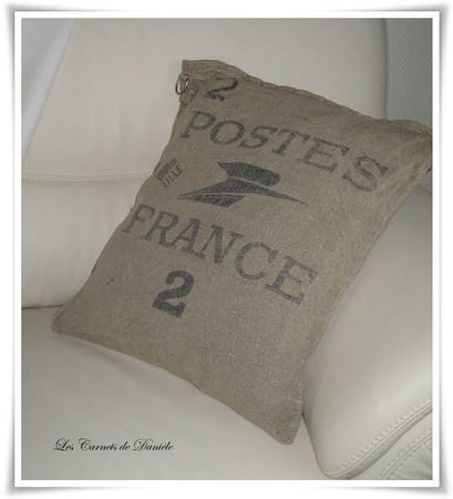 Coussin Postes