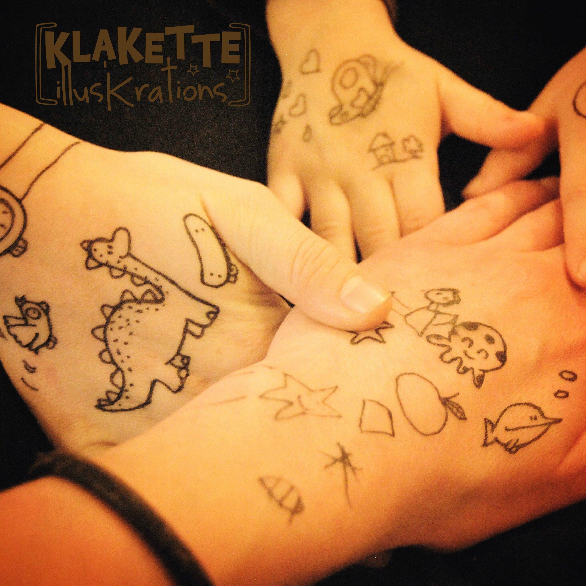 Famille de tatoués