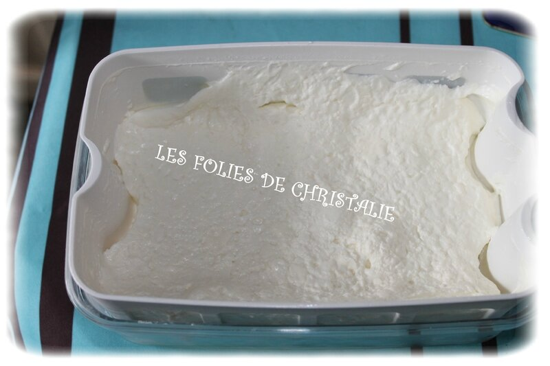 Fromage blanc faisselle 2