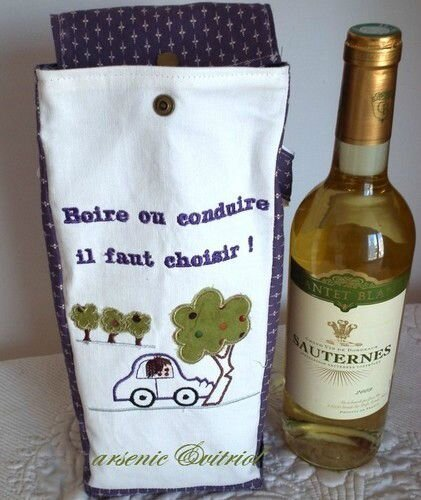 sac a bouteille 2012