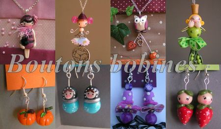 boucles d'oreilles