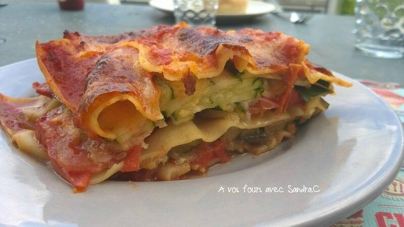 Lasagne de légumes 02
