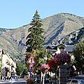 Tende, une ville dans la montagne