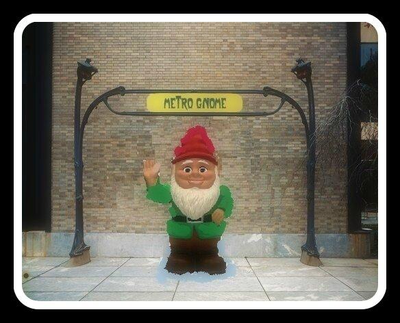 le metro gnome