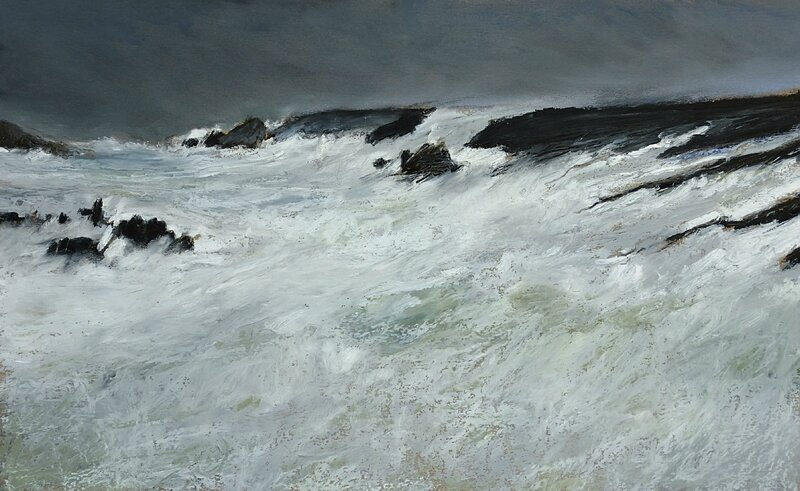 tempete cote sauvage real 23 juillet 2014