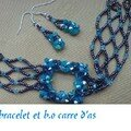 bracelet carree d'as