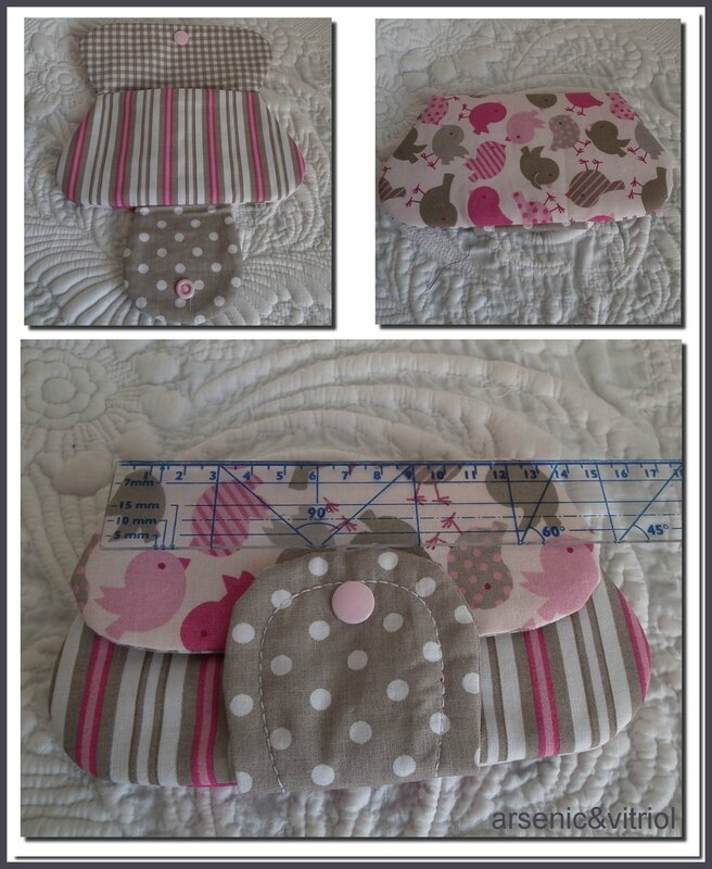pochette ith rose taupe