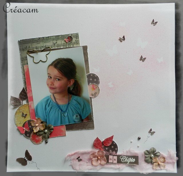 Atelier à Scrap Scrapbooking Day
