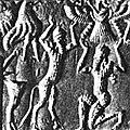 Le facteur rh-négatifs est lié à hybridation reptilienne qui s'est passé en europe, environ 25,000-35000 ans