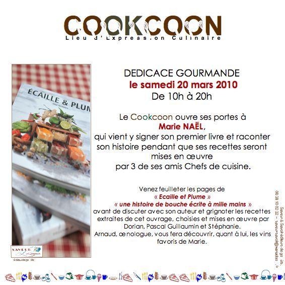 D dicace gourmande gamelle production for Gamelle cuisine professionnel