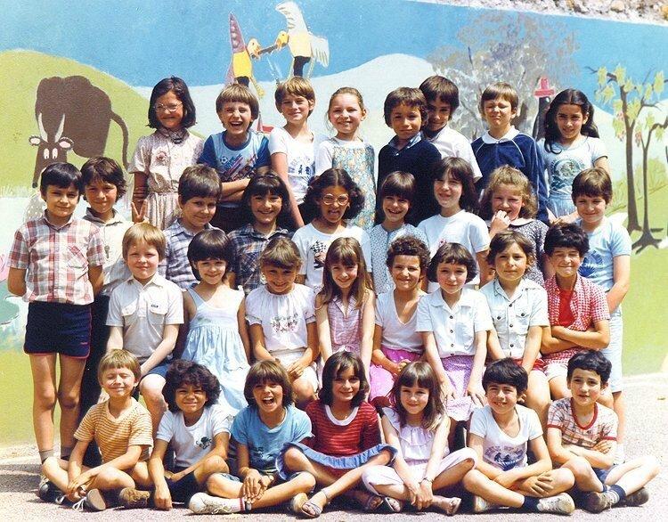 école St-Louis 1979