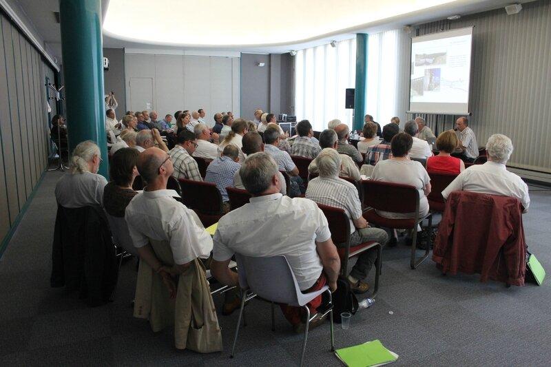 projet valorisation vallée barrage Sélune 16 juillet 2015 participants réunion Saint-Lô