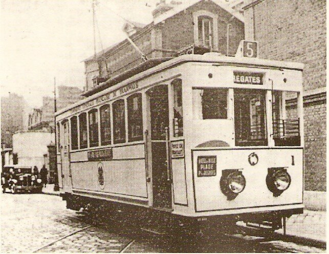 Tramway 1914 9478149