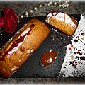 Cakes ou mini-cakes au caramel au beurre salé