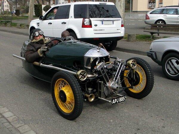 morgan super sport 3 wheeler 1933 3