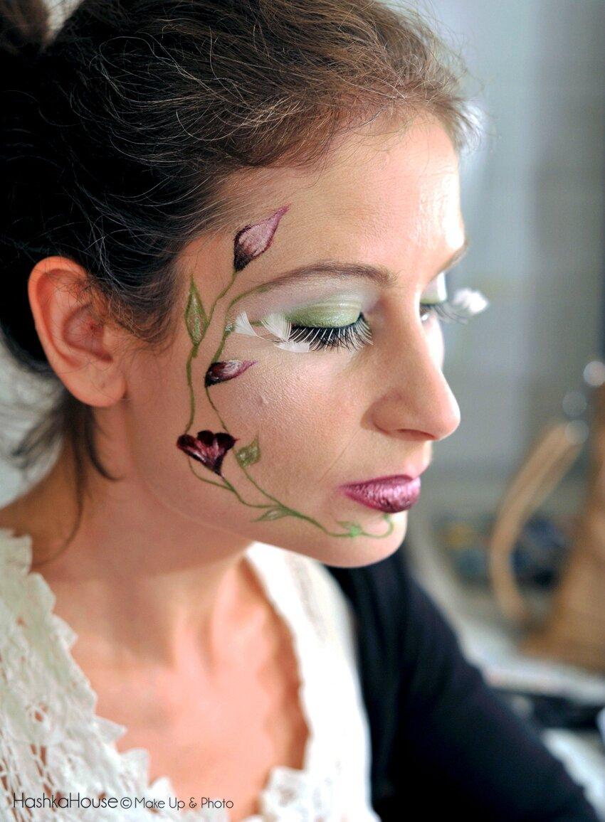 Maquillage Artistique Visage à création artistique  tous les messages sur  création artistique