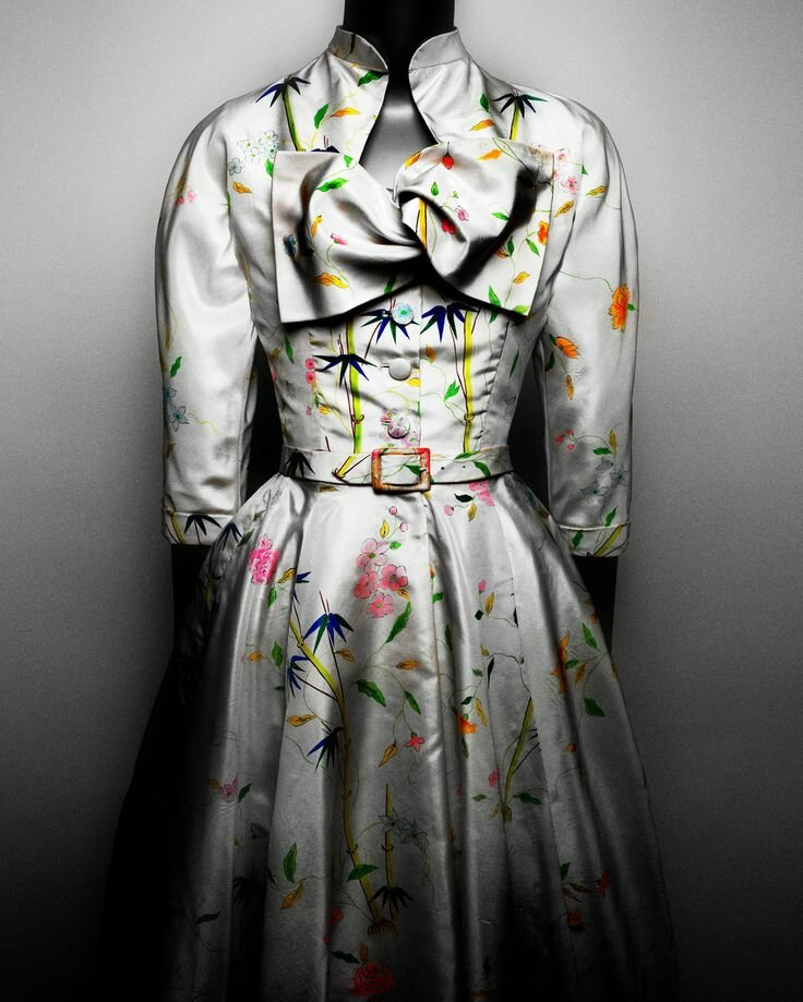 Cristobal Balenciaga (Spanish, 1895–1972). Ensemble, 1955–56