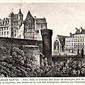 Ancien Nantes - Château des Ducs de Bretagne