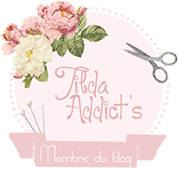 Badge Tilda Addict's