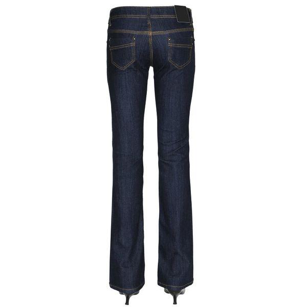 jeans bootcut brut contrast pour femme blog de la mode. Black Bedroom Furniture Sets. Home Design Ideas