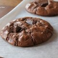 Outrageous chocolate cookies (tour en cuisine 338)