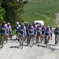 groupe cyclo en vercors la taiga