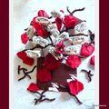 Minis roulés au chocolat......