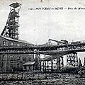 Coup de grisou à montceau-les-mines - mort d'un vagabond à saint-saviol - foire grasse à confolens