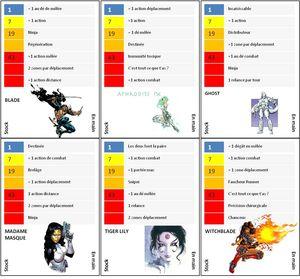 Zombicide Heroclix Super Héros 6