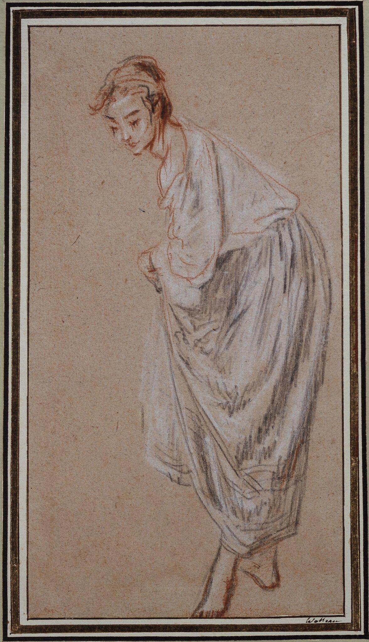 Städel Museum opens comprehensive exhibition of works by Antoine Watteau