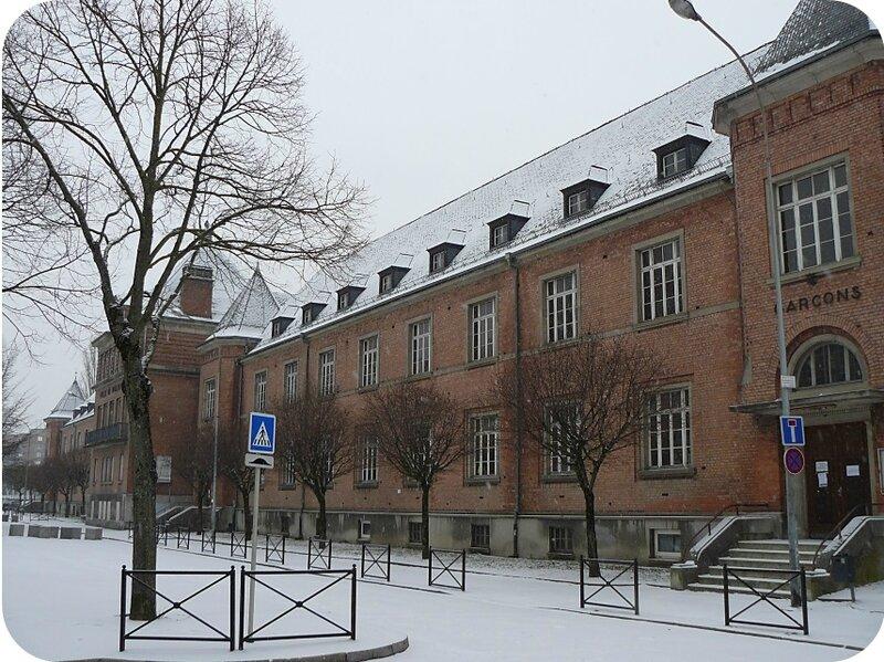 Quartier Drouot - Neige 1