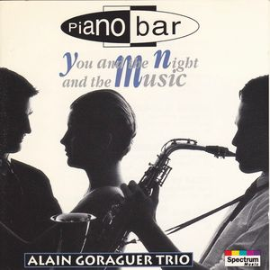 Alain Goraguer Trio - 1956 - You and the Night and The Music (Spectrum)
