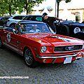Ford mustang GT350 convertible de 1966 (Paul Pietsch Classic 2014) 01