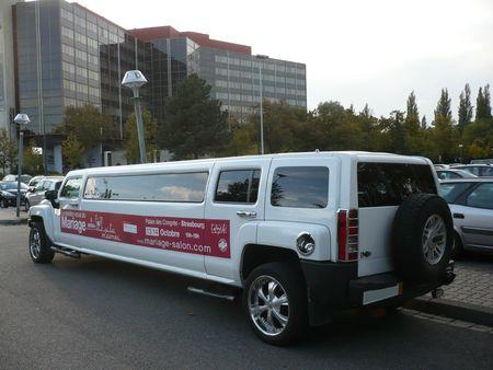 HUMMER H3 limousine Strasbourg (2)