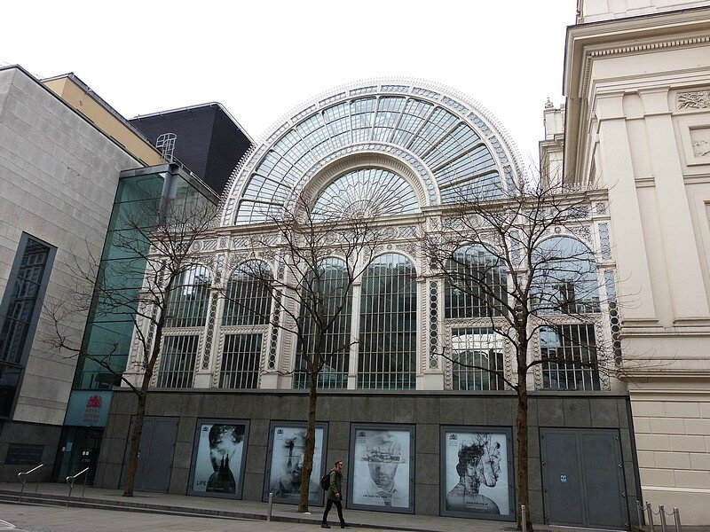 NATIONAL BALLET LONDON