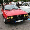 Alfa romeo sprint 1.3 (1983-1989)