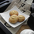 Biscuits aux amandes, comme au restaurant chinois, sans gluten