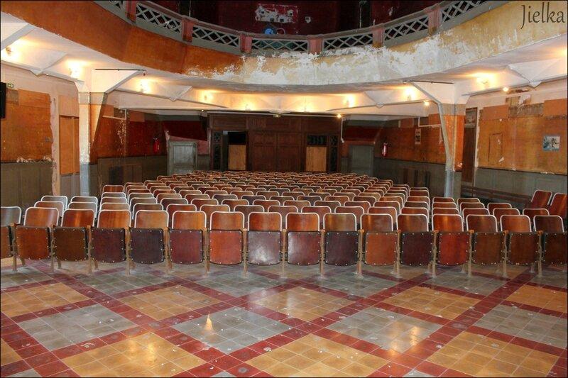 Cerbère, hotel Belvedere, cinéma 1