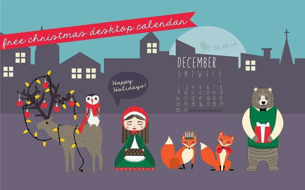 december-desktop-calendar-wallpaper-background-illustration-christmas1