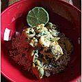 Curry de poisson thaï ou comment voyager le temps d'un repas ...