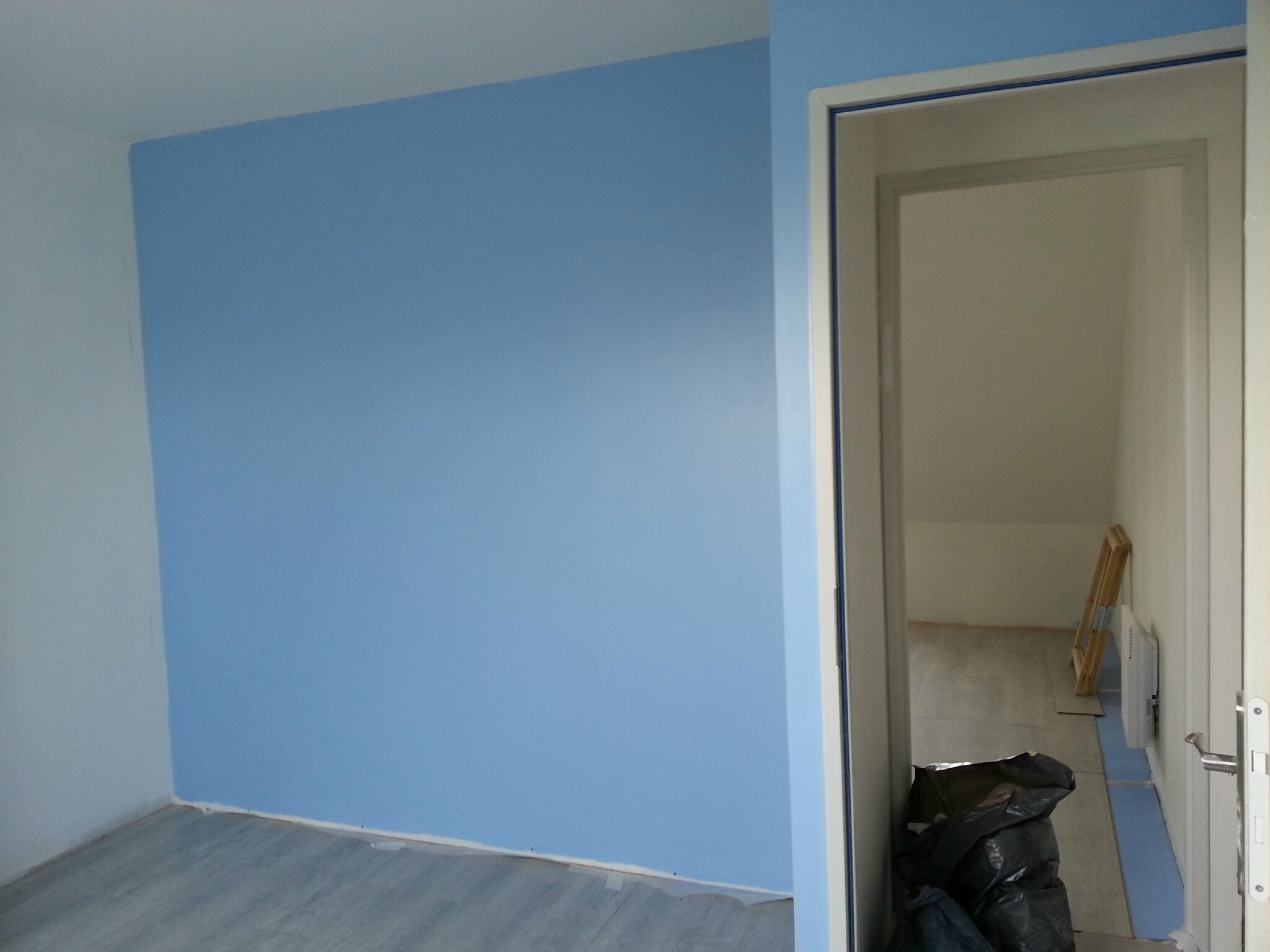 Chambre Gris Blanc Bleu. Amazing Chambre Gris Fonc Studio Gris ...