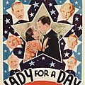 Grande dame d'un jour, de frank capra (1933): le plus beau conte de fées que le cinéma ait inventé
