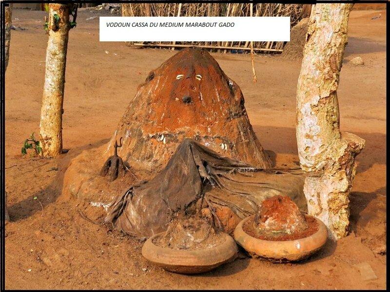 vodoun cassa de richesse du marabout GADO