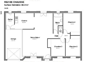realiser plan de maison cool plan architecte duune maison With ordinary realiser plan de maison 0 maison bois detail du plan de maison bois faire