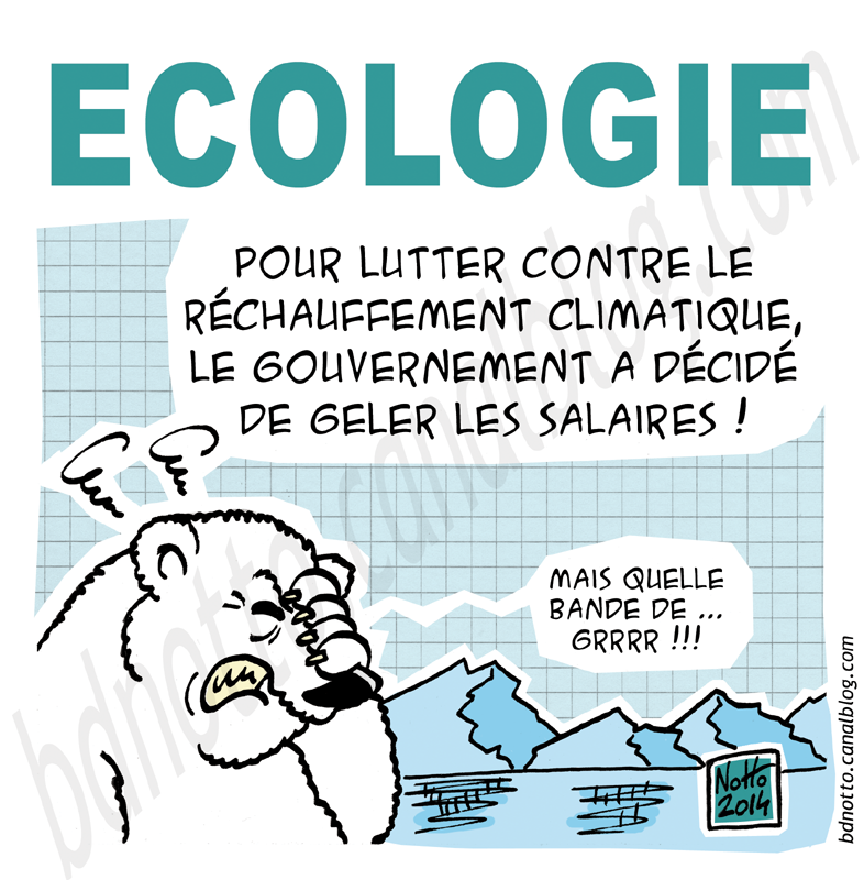 05 - 2014 - Réchauffement climatique