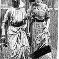 Robe fourreau de 1910